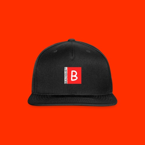 Brackbart Official Logo - Snap-back Baseball Cap