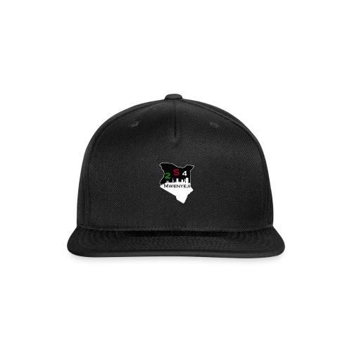 Mwenyeji Wa Kenya - Snap-back Baseball Cap