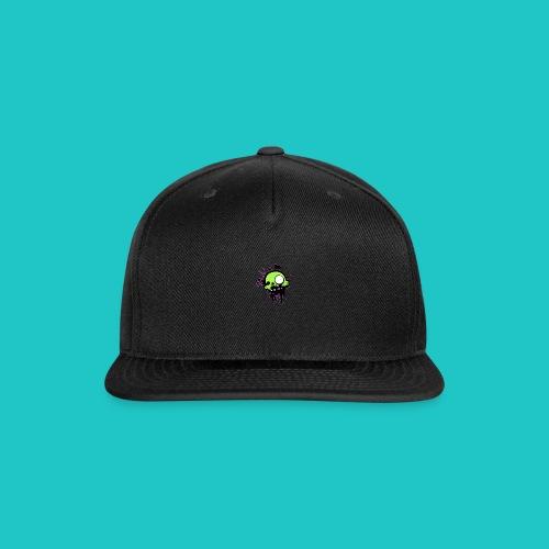Realistic Design - Snap-back Baseball Cap