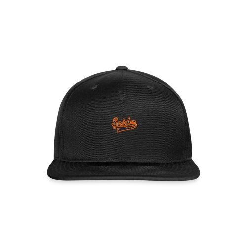 Ace of Diamond Seido Baseball T-Shirt Hoodies - Snap-back Baseball Cap