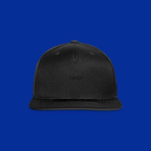 Heights - Snap-back Baseball Cap