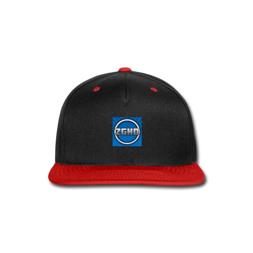 ZedGamesHD - Snap-back Baseball Cap