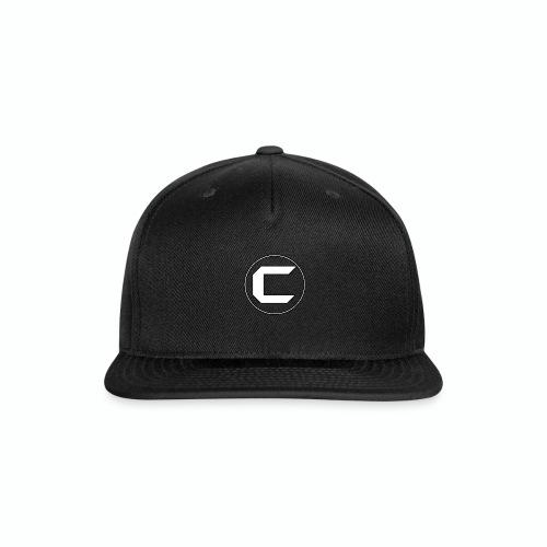 White Cyphon Clan Logo - Snap-back Baseball Cap
