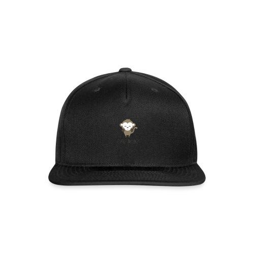 Little Monkey - Snap-back Baseball Cap