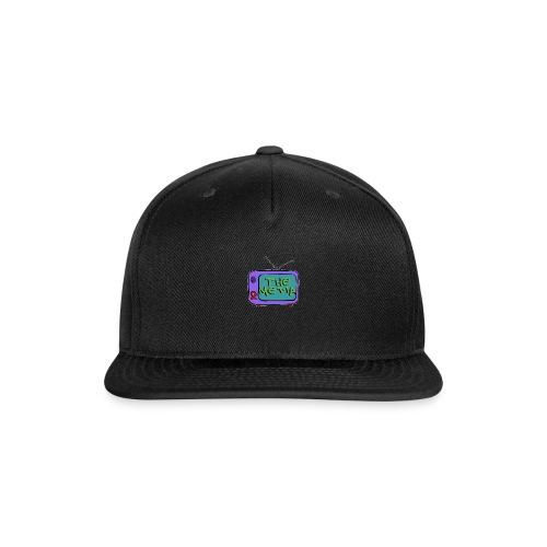 Themedia Logo - Snap-back Baseball Cap
