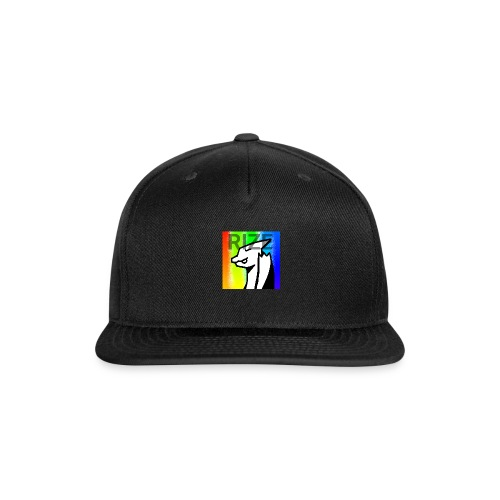 RIZE - Snap-back Baseball Cap