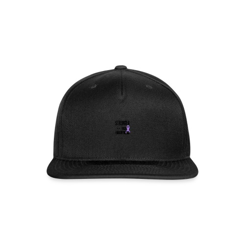 4 01 - Snap-back Baseball Cap