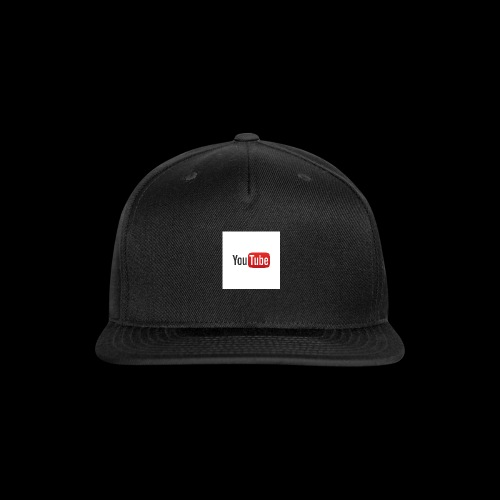 youtube - Snap-back Baseball Cap