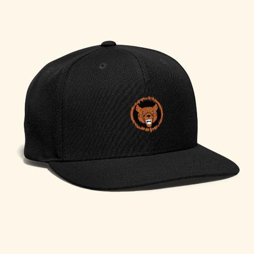Wolf - Snap-back Baseball Cap