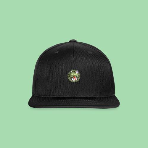 Bri Kitten 2018 - Snap-back Baseball Cap