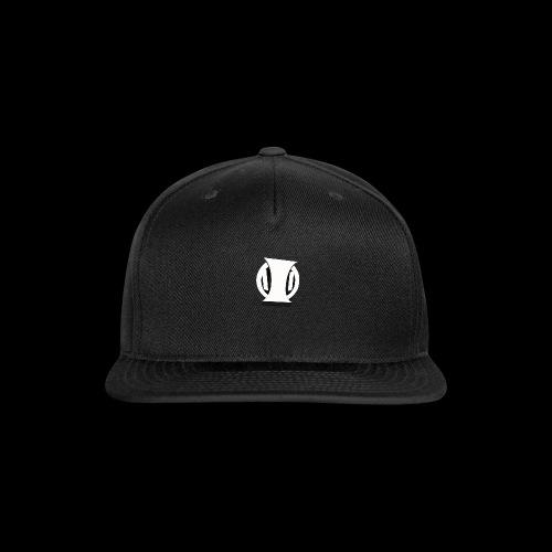 White Identity Logo - Snap-back Baseball Cap