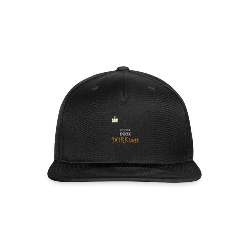 Own Your Inner Dorkness - Snapback Baseball Cap