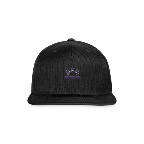 TwitchCoach Merch - Snap-back Baseball Cap