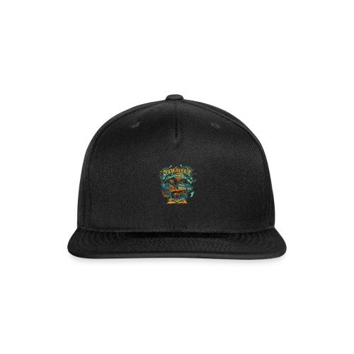 Bookaholic - Snapback Baseball Cap