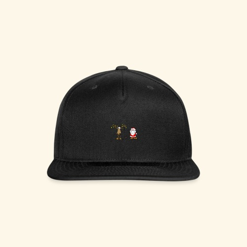 Xmas - Snap-back Baseball Cap