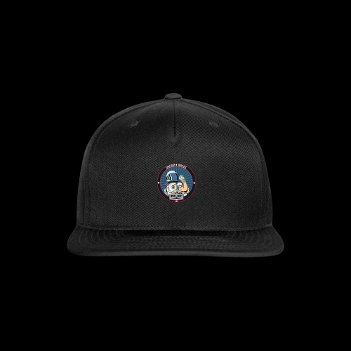 Space Cadet Can Do Badge - Snap-back Baseball Cap