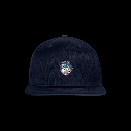 Space Cadet Can Do Badge - Snapback Baseball Cap