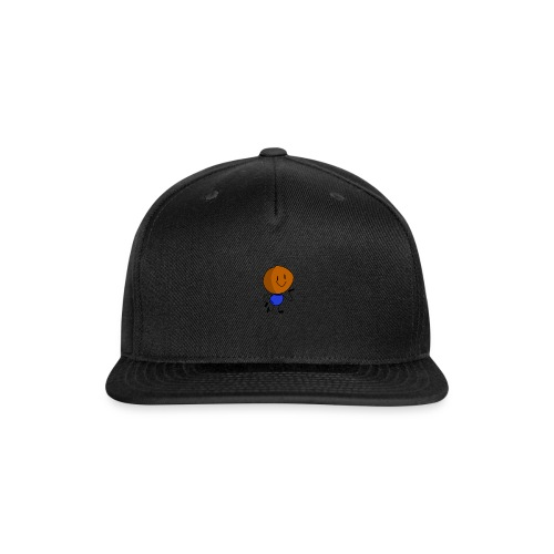 Brian - Snap-back Baseball Cap