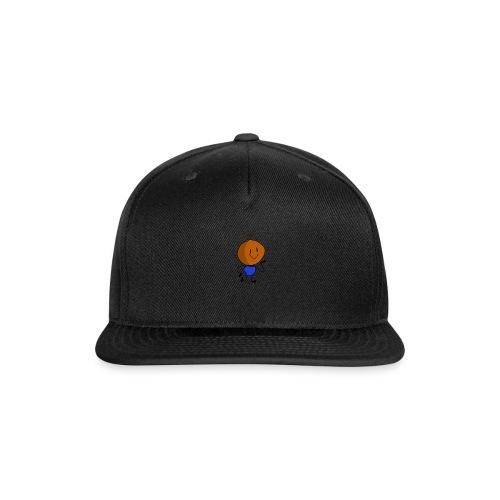 Brian - Snapback Baseball Cap