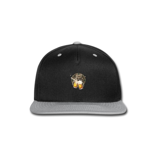 Happy hour - Snap-back Baseball Cap