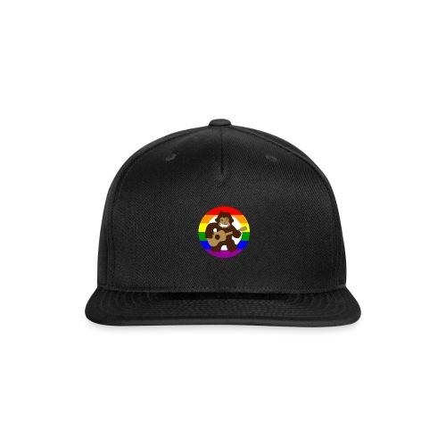 Rainbow Logo - Snapback Baseball Cap