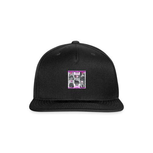 Seneca Falls 5 - Snapback Baseball Cap