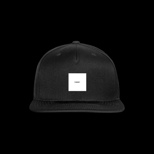 MMNF1 General Design - Snap-back Baseball Cap