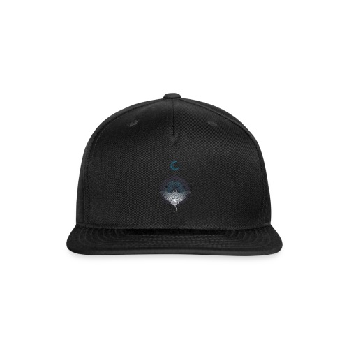 Manta Magic - Snap-back Baseball Cap