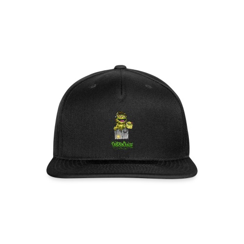 Oscar Da Ounce - Snap-back Baseball Cap