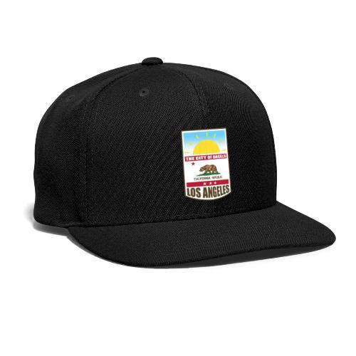 Los Angeles - California Republic - Snap-back Baseball Cap