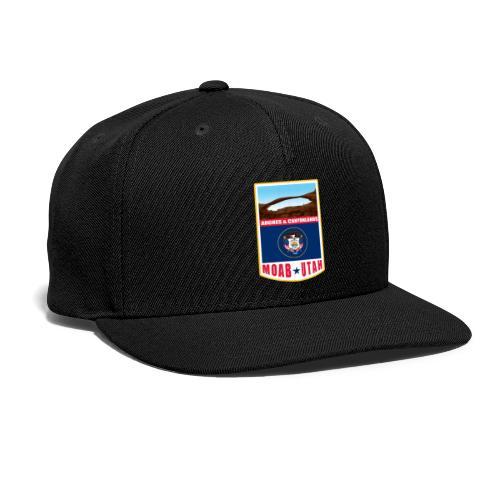 Utah - Moab, Arches & Canyonlands - Snap-back Baseball Cap