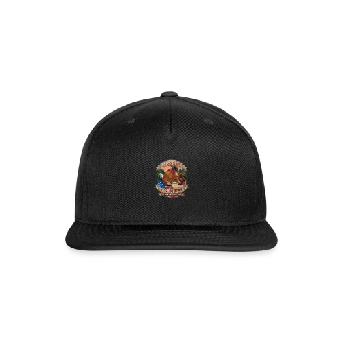 PLS-LOGO_2 - Snap-back Baseball Cap
