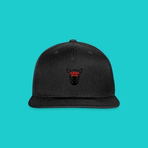 Youtube logo red - Snap-back Baseball Cap