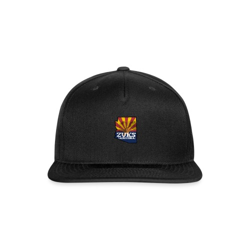 Zuks of Arizona Official Logo - Snap-back Baseball Cap