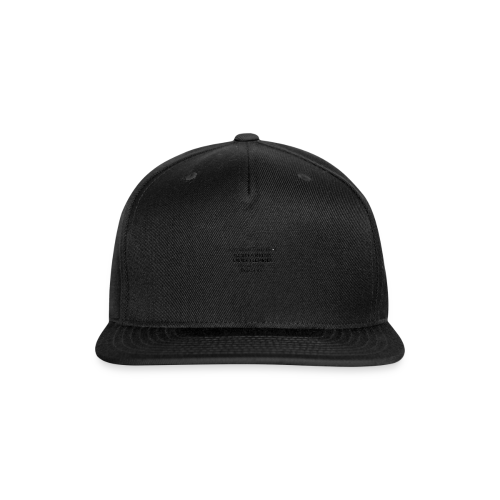 The Crew - Snap-back Baseball Cap