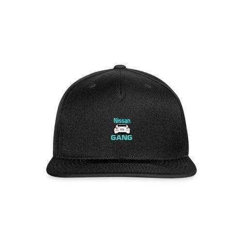 Nissan Gang - Snap-back Baseball Cap