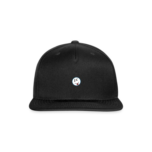 Bruh It's Liam Chase Youtube Rebrand - Snapback Baseball Cap