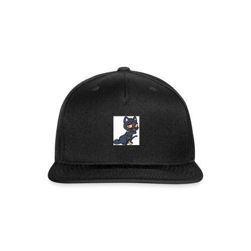 Kieran_Cat_Test - Snapback Baseball Cap