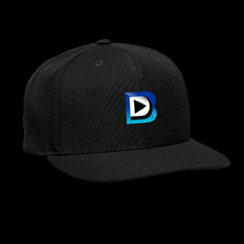 Logo (Boer Digital) - Snap-back Baseball Cap