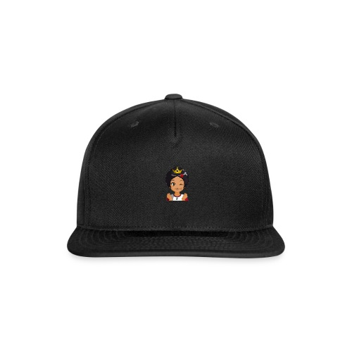 Kingswag123 - Snap-back Baseball Cap