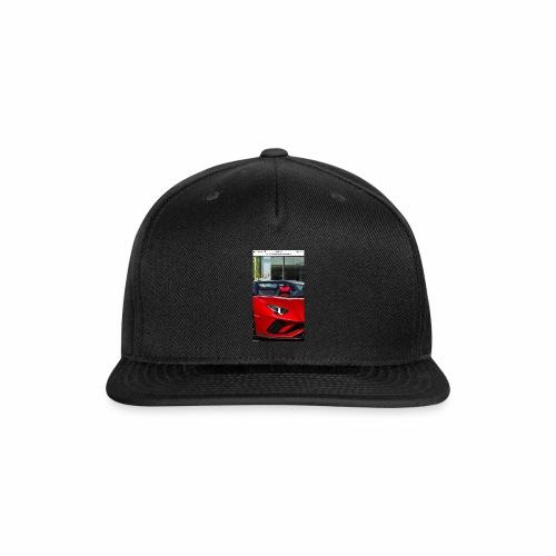Lambogina - Snap-back Baseball Cap