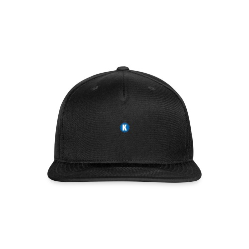 Capa_de_perfil_do_canal - Snap-back Baseball Cap