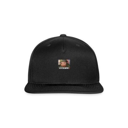 Get to the chapa - Snap-back Baseball Cap