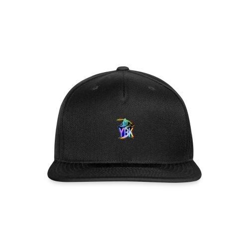 YBK NINJA MERCH - Snap-back Baseball Cap