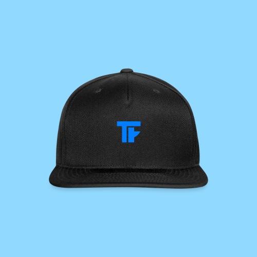 Team Friction Logo - Snapback Baseball Cap