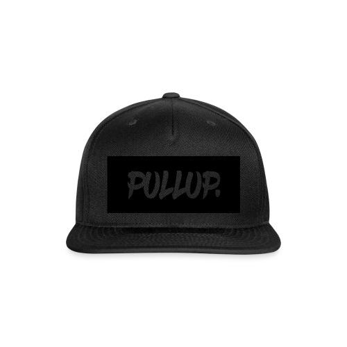Pull-up original - Snap-back Baseball Cap