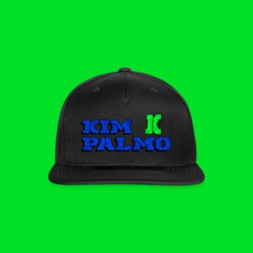 KimPalmo - Snap-back Baseball Cap