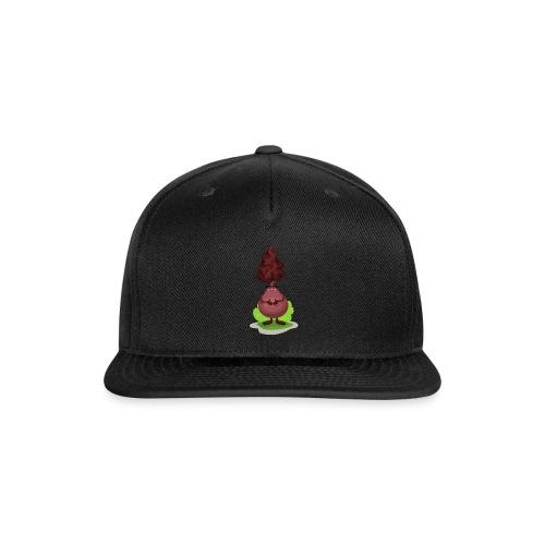 beet it - Snap-back Baseball Cap