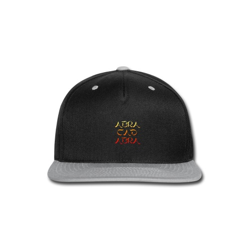 Abracadabra - Snap-back Baseball Cap