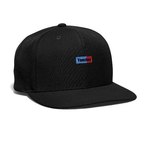 Yonchey logo - Snap-back Baseball Cap